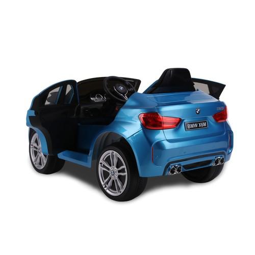 bmw x6 m auto na akumulator