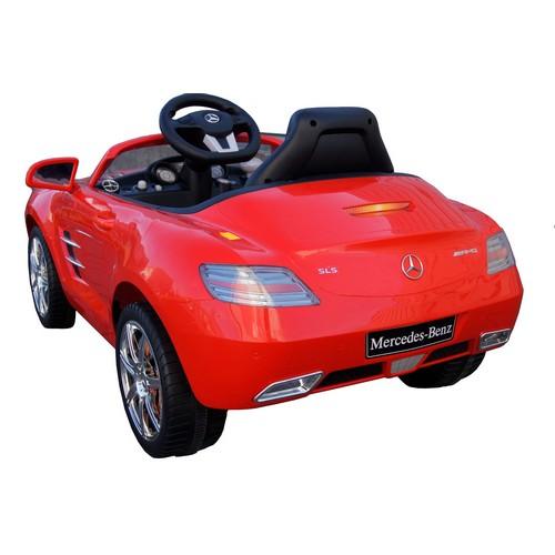 samochód na akumulator mercedes