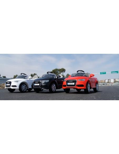 Samochód na akumulator Audi A3 Beticco + pilot 2x6V