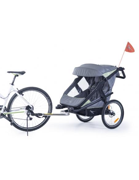 Dyszel do roweru na wózek Joggster Velo