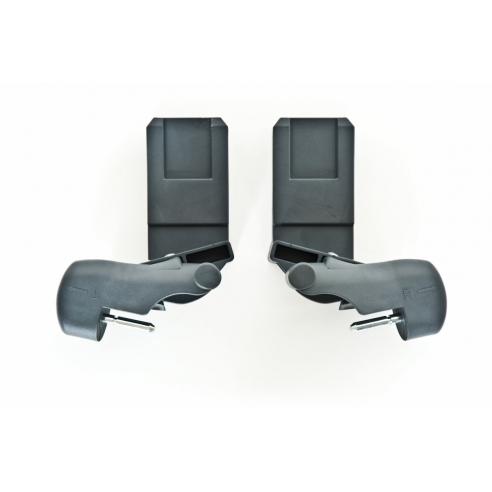 Adaptery do fotelika samochod. BeSafe,Maxi-Cosi,Cybex - wózek DOT
