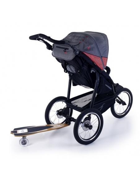 Mamaboard - dostawka/deskorolka do wózka TFK