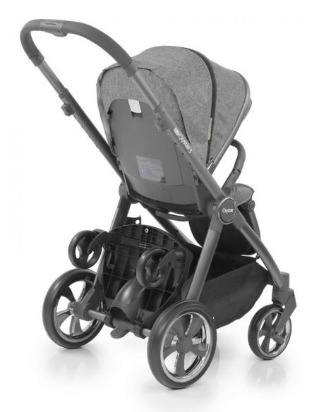Dostawka do wózka Oyster 3 dla starszego dziecka