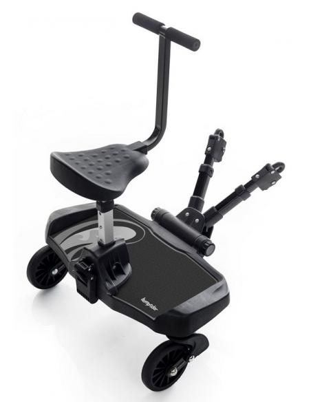 Dostawka z siedziskiem do wózka dla starszego dziecka