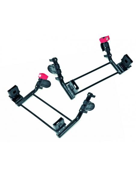 Zestaw adapterów do dwóch fotelików - wózek Twin Trail/Tw.Lite - 2szt