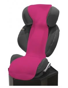 Wkładka antypotowa do fotelika samochodowego 15-36 kg - różowa