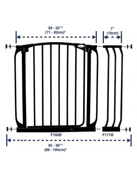 Bramka bezpieczeństwa Chelsea (W: 71-80cm x H: 75cm)