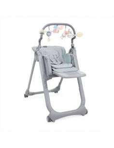 Krzesełko do karmienia Chicco POLLY MAGIC RELAX - 4 KÓŁKA