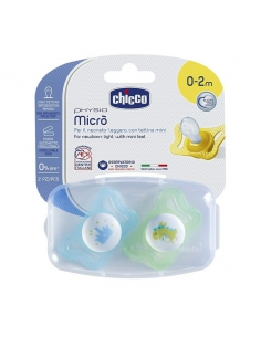 Chicco Pysio Micro Smoczek 0-2m