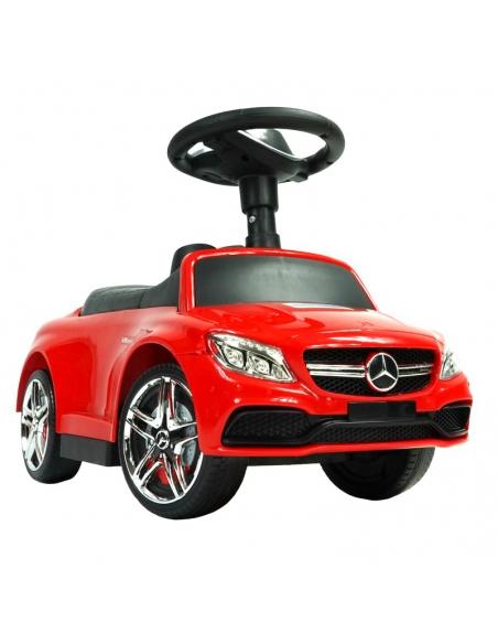 Jeździk Mercedes AMG 4w1