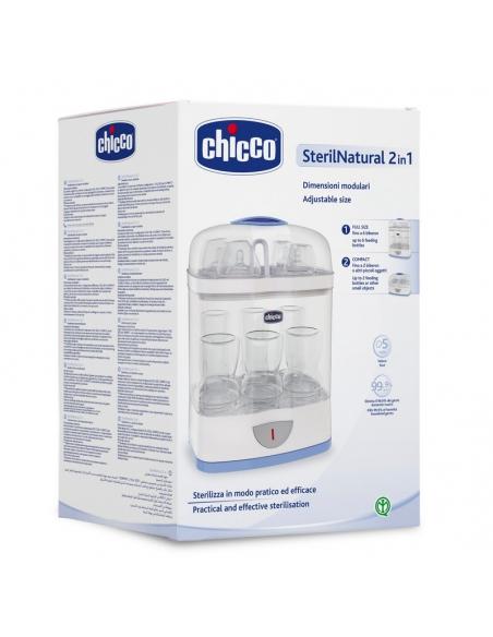 Chicco elektryczny sterylizator 2w1