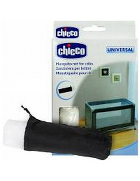 Chicco moskitiera uniwersalna do łóżeczek standardowych i podróżnych