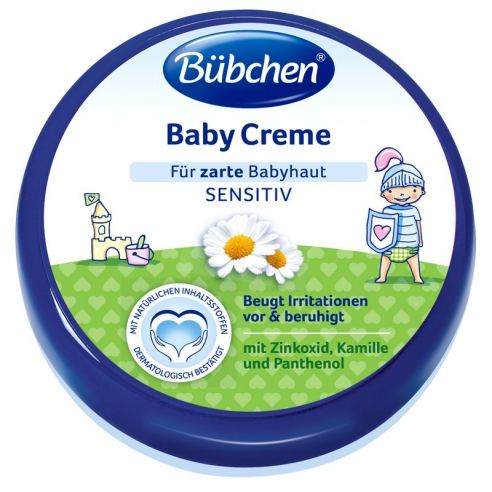 Bubchen Krem dla niemowląt 150ml