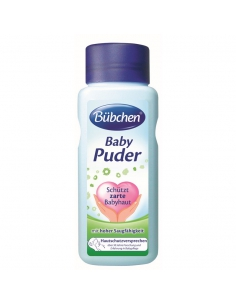 Bubchen puder dla niemowląt - zasypka