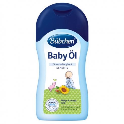Bubchen oliwka dla niemowląt 200ml