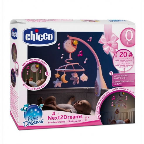 Chicco Karuzela Next2Dreams 0m+