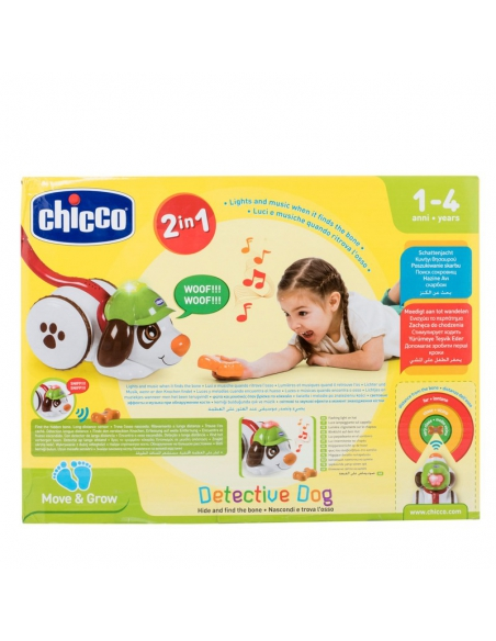 Chicco pies detektyw 1-4 lat