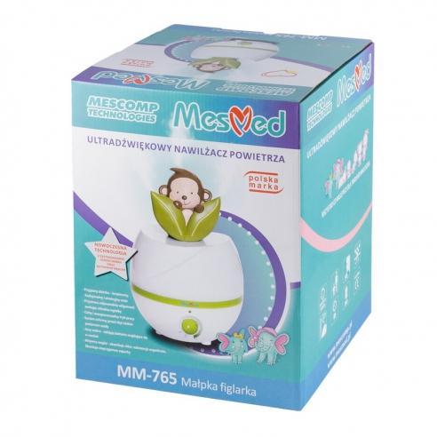 Mescomp nawilżacz powietrza małpka MM-765