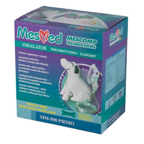 Mescomp Inhalator Piesio MM-500