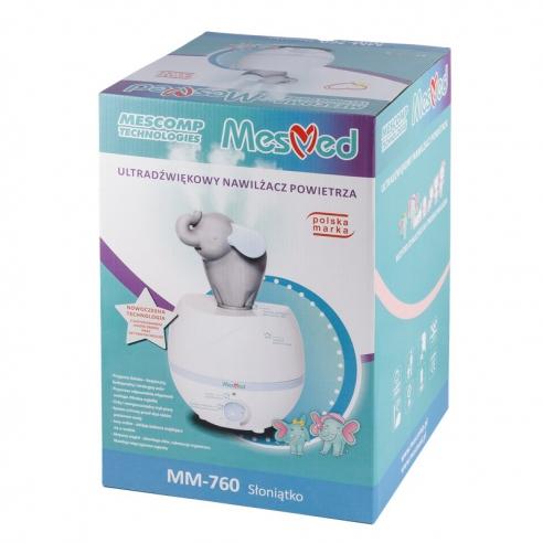 Mescomp Nawilżacz powietrza Słoniątko MM-760