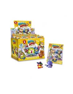 MagicBox Super Zings seria 4 saszetka - 30 SZTUK Superzings