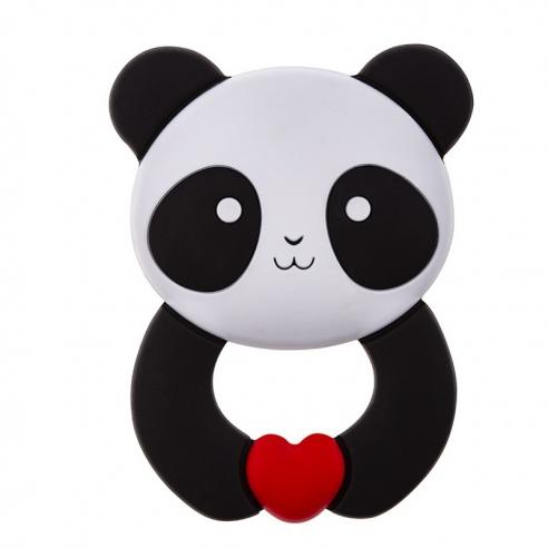 Albis Gryzak silikonowy Panda A0055