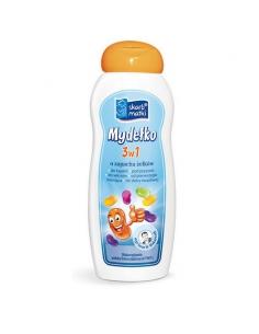 Skarb Matki Mydełko 3w1 o zapachu żelków 1m+