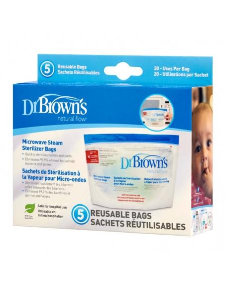 Dr. Brown's Torebki do sterylizacji
