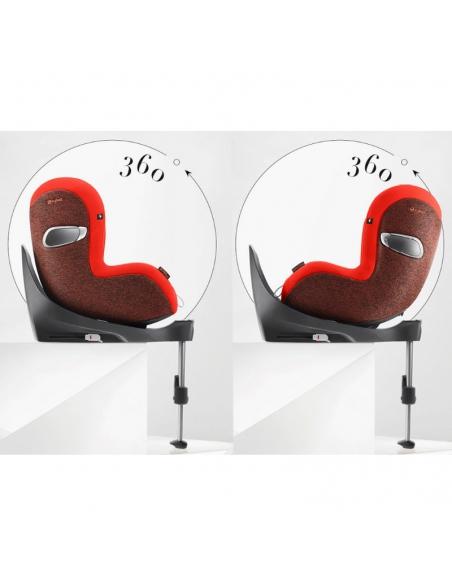 Cybex Baza Z do fotelika Cloud Z i-Size i siedziska Sirona Z i-Size