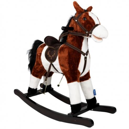 Koń na biegunach Interaktywny Beticco