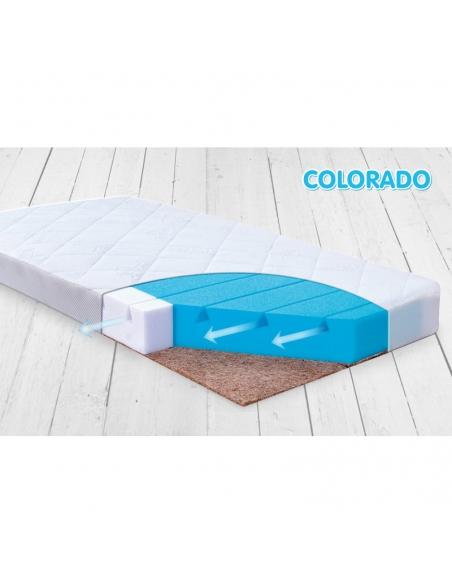 Baby Matex Materac Colorado 120/60 140/70