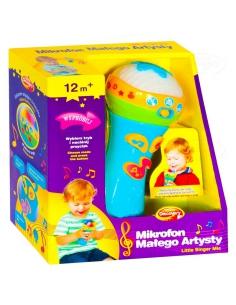 Dumel Mikrofon Małego Artysty DD42157