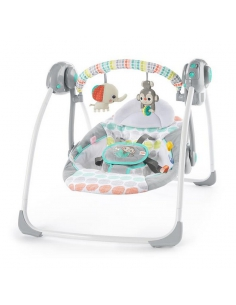 Bright Starts Huśtawka Whimsical Wild Portable Swing BS11803