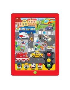 Dumel Tablet Bezpieczeństwo na drodze DD10168