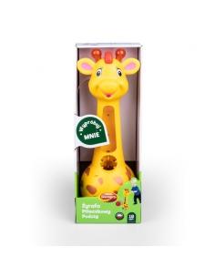 Dumel Żyrafa Piłeczkowy Pościg DD52365