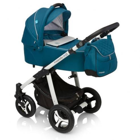 Wózek 2w1 Baby Design LUPO COMFORT