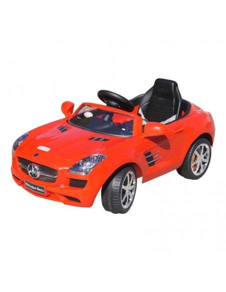 Samochód na akumulator MERCEDES-BENZ SLS AMG Beticco + pilot 2x6V